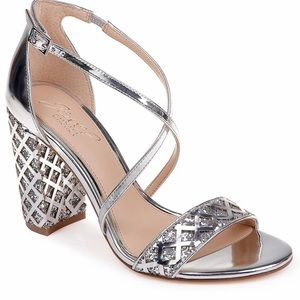 Brand New Badgley Mischka Size 9
